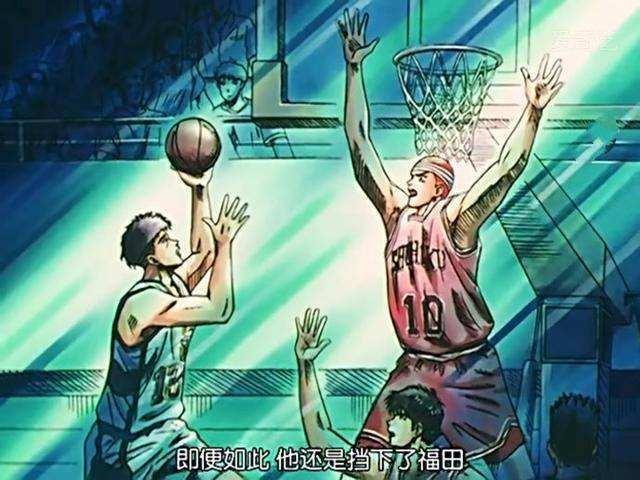 《灌篮高手》:流川与仙道、樱木与福田,这两对能形成羁绊算我输