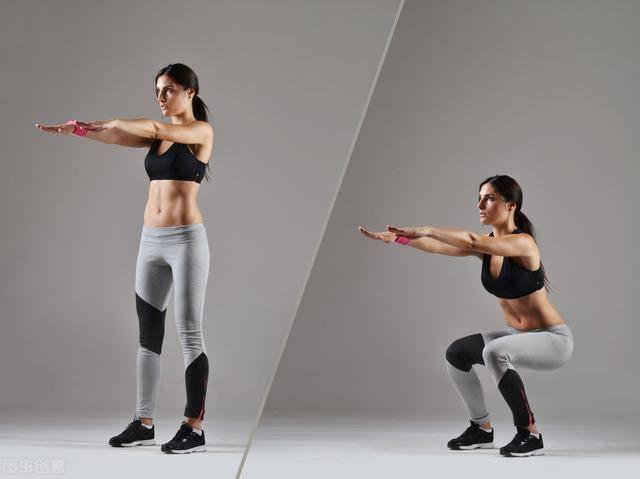 坚持深蹲有哪些好处?减肥多做深蹲,让你瘦得更快更有型