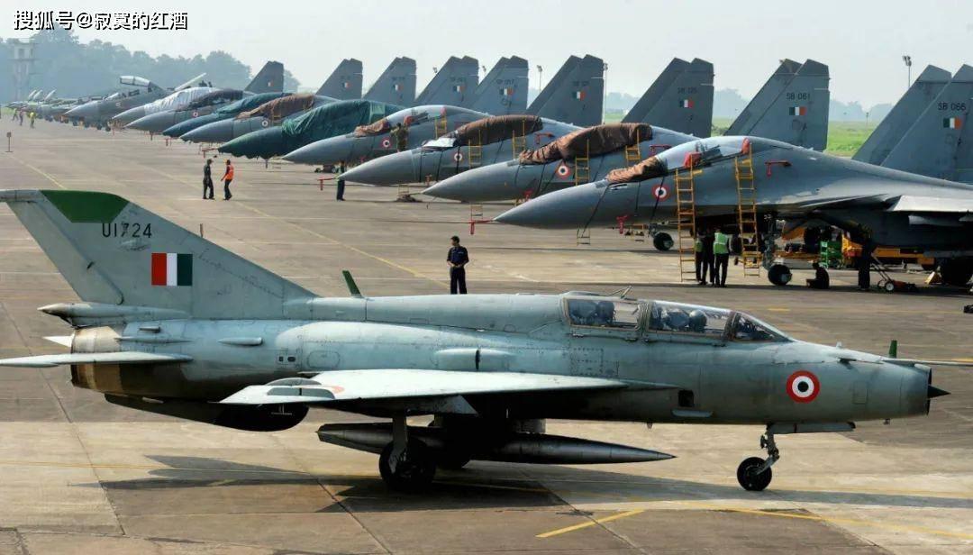 世界排名第四的印度军事力量有多强?不过是大号的沙特而已