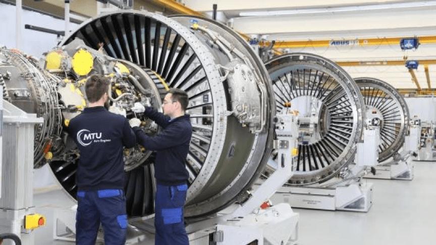 德国MTU航空发动机公司宣布计划裁员1000人