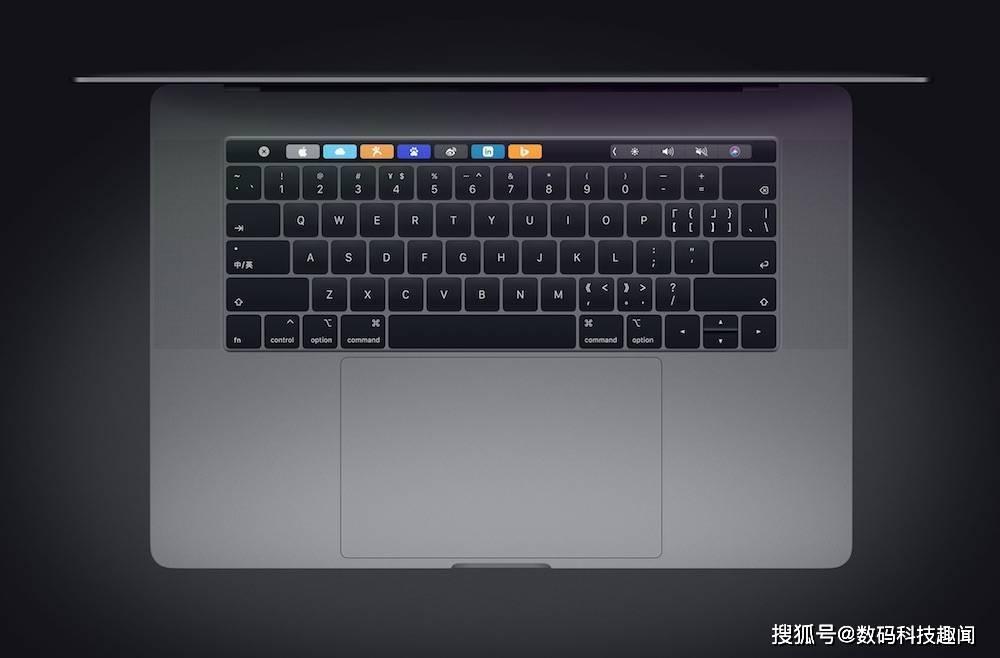 苹果疑使用玻璃制作MacBook键盘按键!耐用程度、时尚上端感再升级!