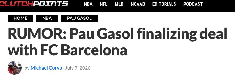 再见!生涯大赚2.2亿的六届全明星重返湖人无望总冠军核心从NBA退役