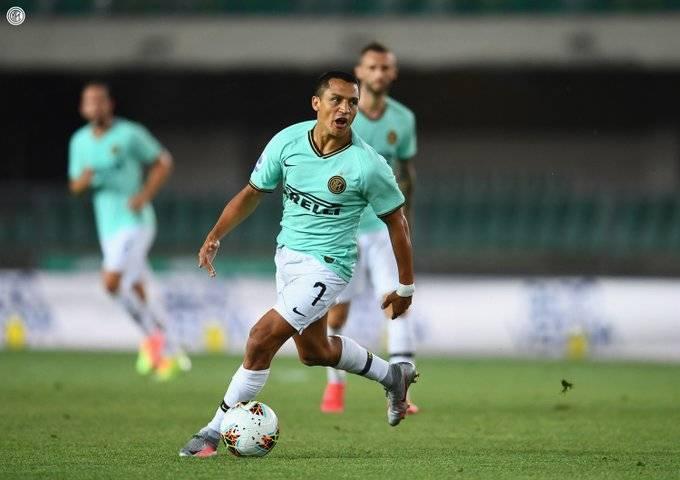 意甲-坎德雷瓦造两球 国米终场前丢球2-2战平弱旅