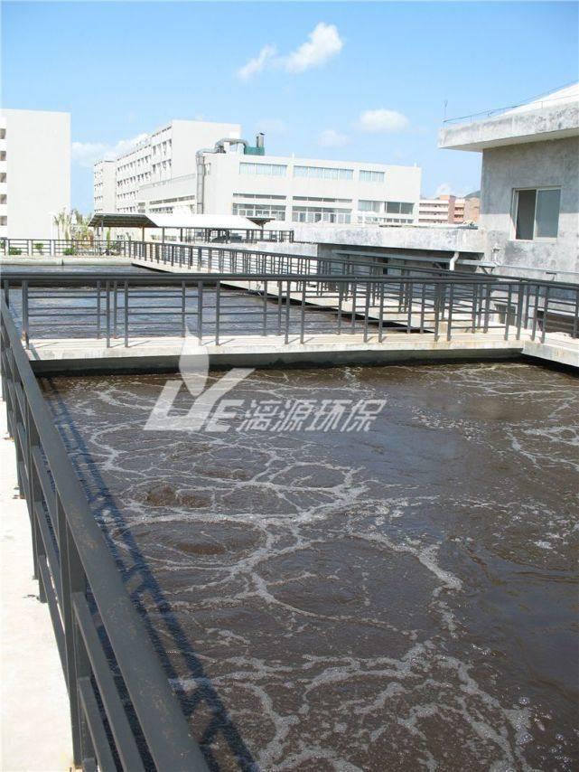 结构包罗池体填料布水装置曝气装置 冷冻产