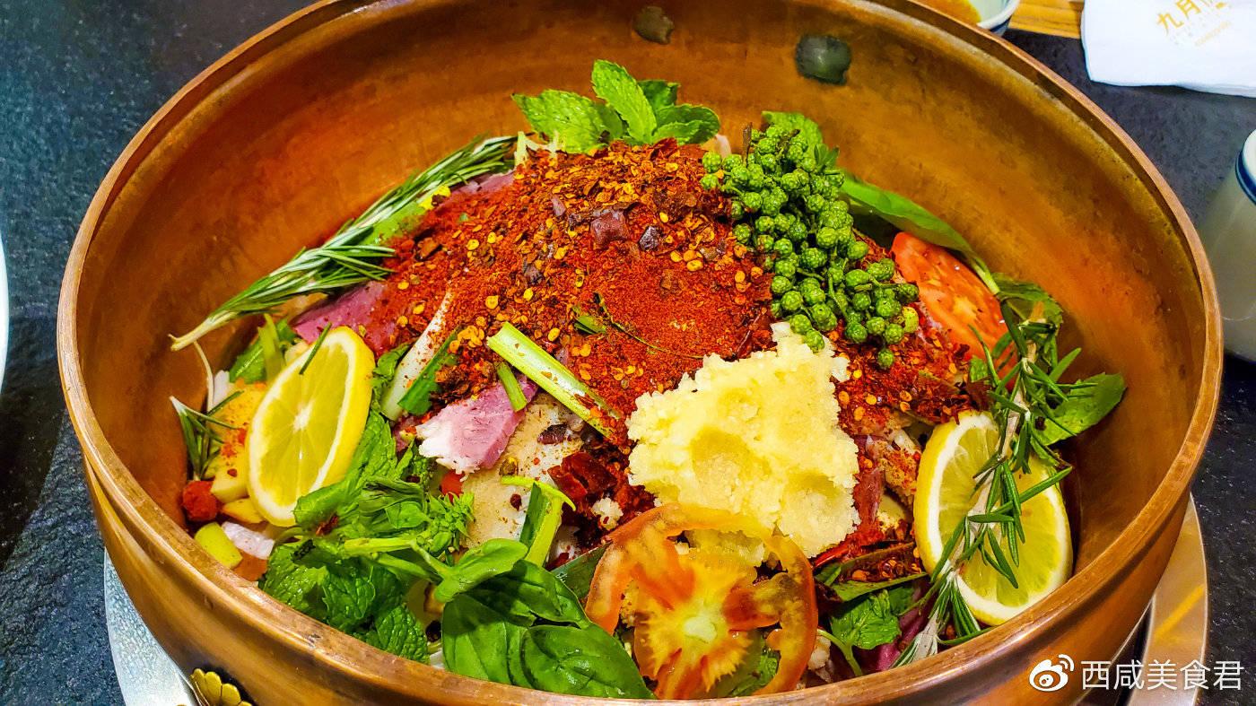 西安大话南门让我喜欢上的味道九月侨牛肉火锅
