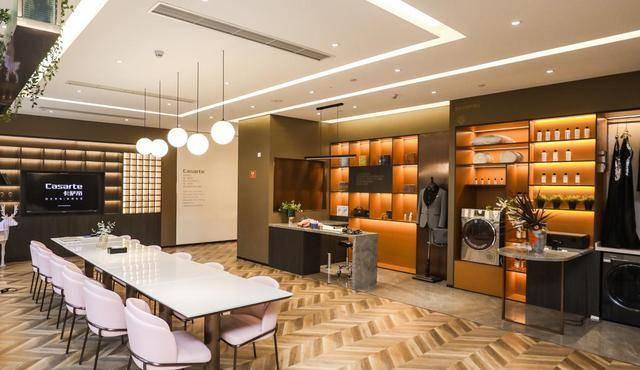 卡萨帝优雅生活馆开业!为何被誉为高端生活新地标?看完后名副其实