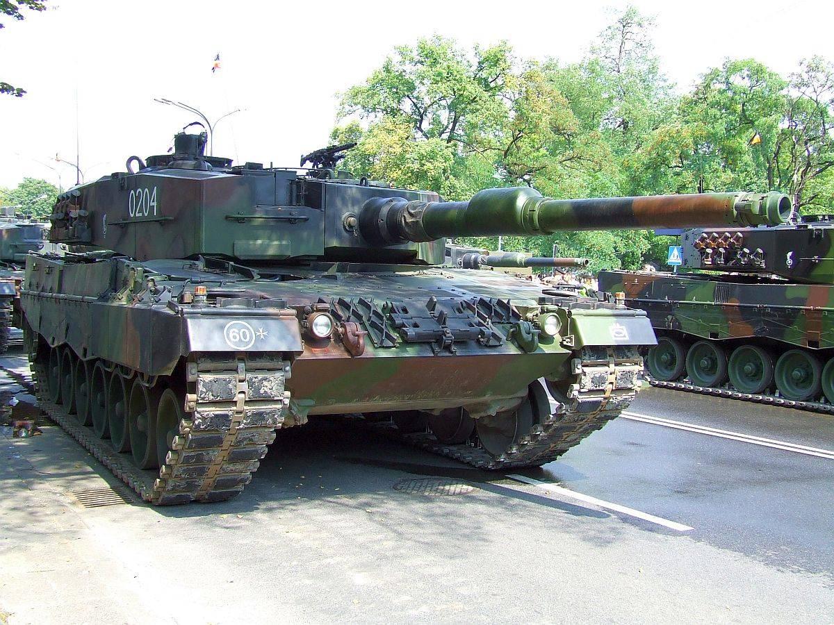 中国曾差点获得北约最强坦克炮?现实很残酷,德国人拒绝地很无情_德国新闻_德国中文网