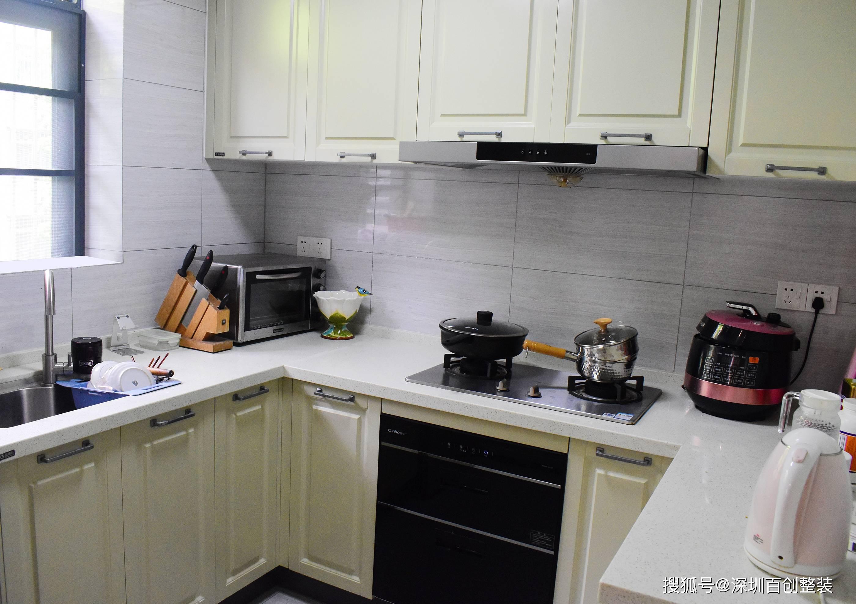 室内装饰公司包装包装厨房电袋 无锡装修