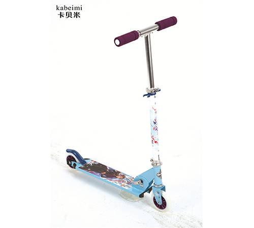 滑板车使用起来很是利便