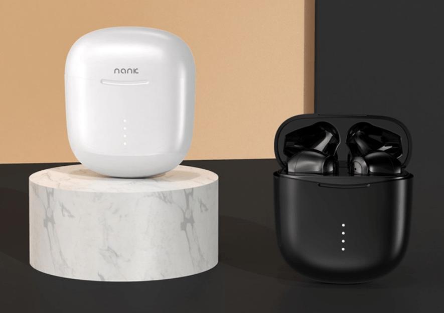 年度最佳炸药!NANK新推出的真无线蓝牙耳机NANK lite销量第一!