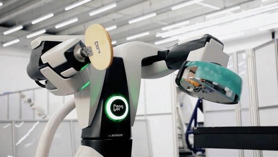 陈根:全球首个AI发球机器人,在中国乒乓球学院诞生