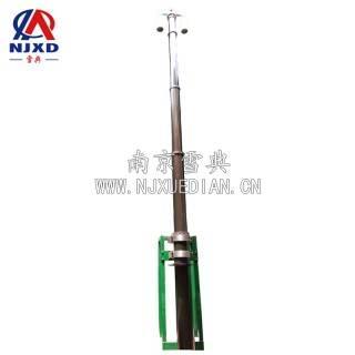 遥测遥控系统遥控提升杆原理 液位遥测系统