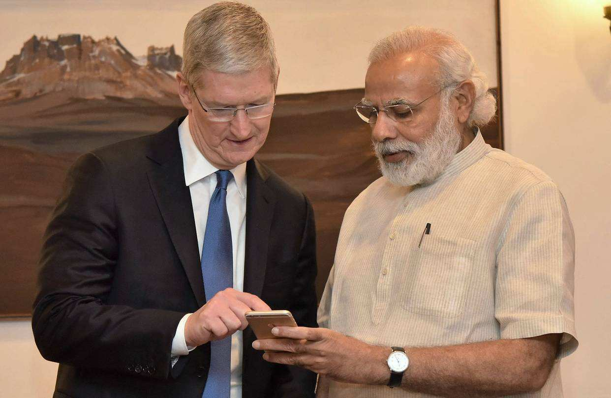 iPhone印度生产与你无关,那售价上涨呢?