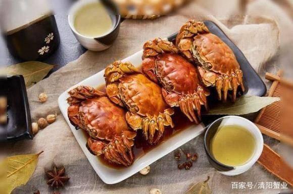 逐浪阳澄湖大闸蟹好吃的原因(图1)