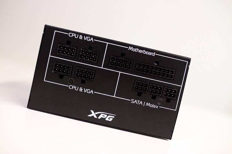 I7 10700K吹雪Z490 XPG CR650G 金牌全模攒机 show