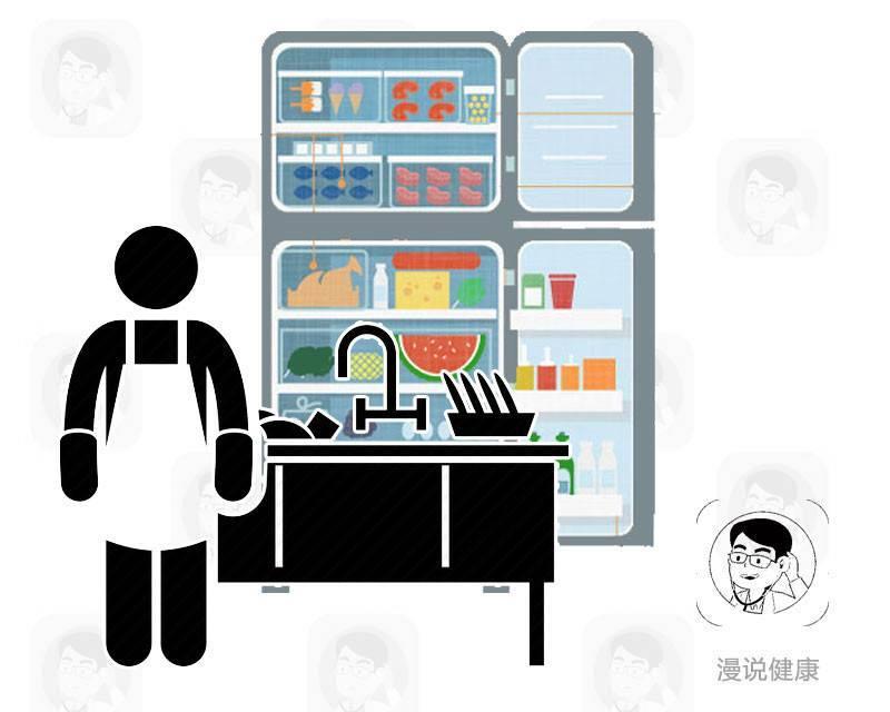 """提醒:冰箱能保鲜,也能""""致病""""!5件事若不改,当心病从口入"""