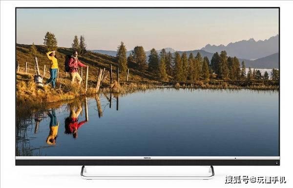 原创             诺基亚全新65英寸智能电视印度发布:4K屏幕+JBL扬声器