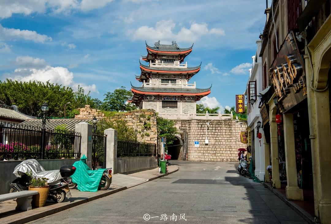 广东最有明清风情的古街,位于潮州,仿佛穿越到电影片场