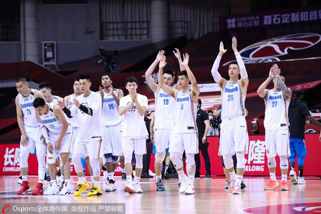 北京展现超强团队防守 福建半场28分陈林坚三分哑火