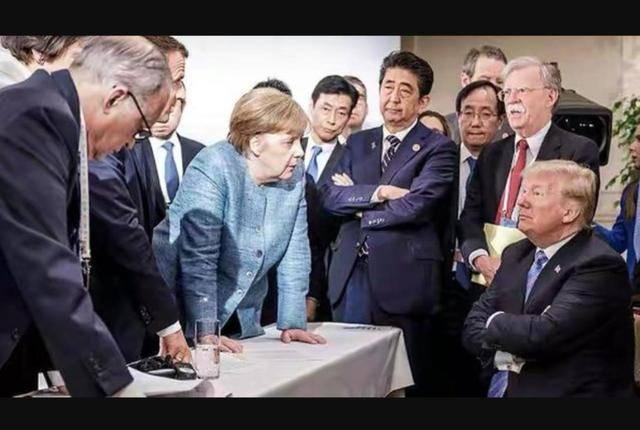 美国这次碰上硬茬,德国绝不妥协,默克尔彻底翻脸了:走好不送