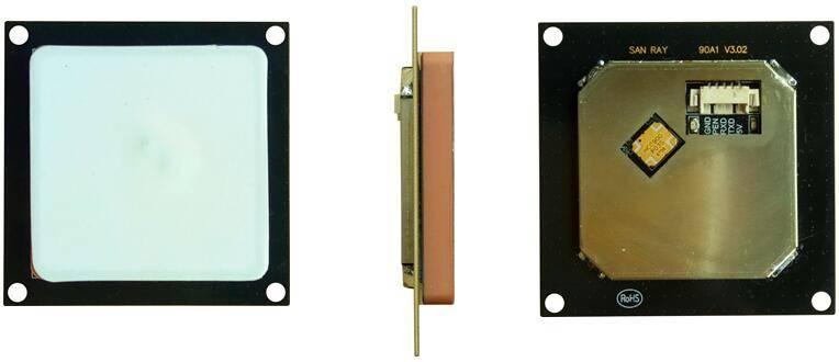 迅远多标签读取UHF工业RFID读写模块F90A1