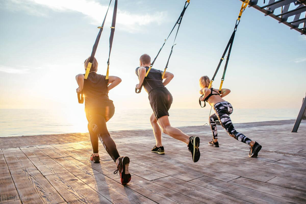 健身不需要问年纪,越老越要锻炼!