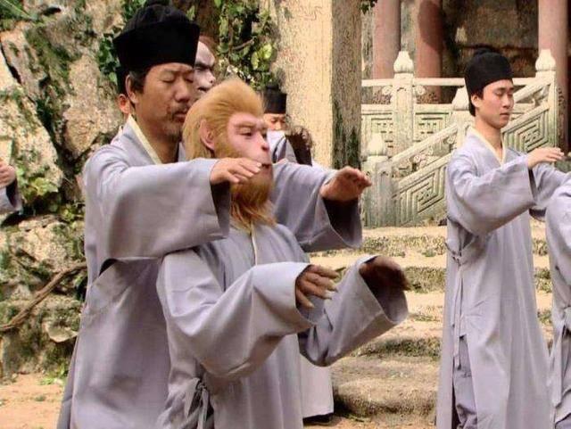 孙悟空学会筋斗云,为何还被师兄弟嘲笑,你看他们都是什么身份