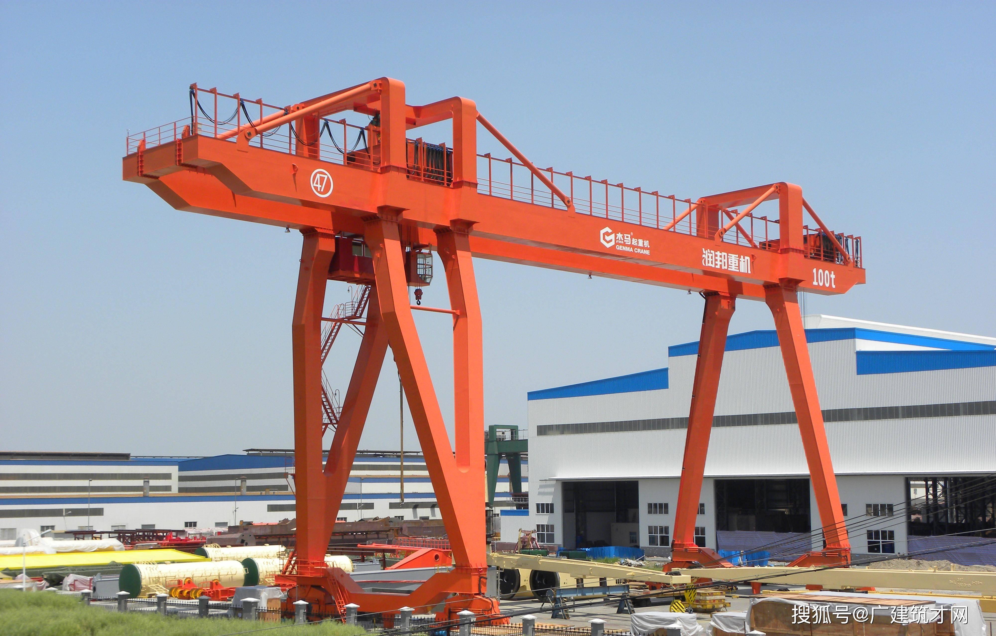 5t 10t 15t 20t 厂家直销-山东长城起重机械有限公司-慧聪网