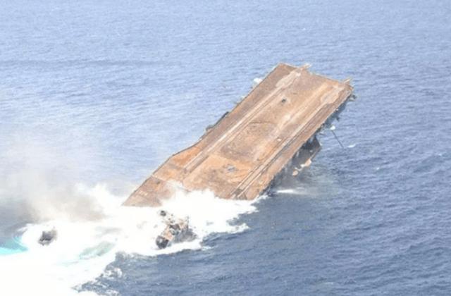 舰载机执行任务期间,航母被击沉了怎么办?美军这招各国都学不会