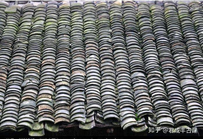 骏城峰古建筑带你了解——古建筑青砖青