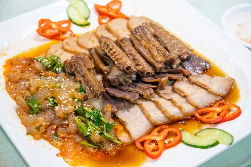 要说起广东有什么爱吃的菜除了烧腊卤味绝对是首选 魏广东 心灵深处的秘密