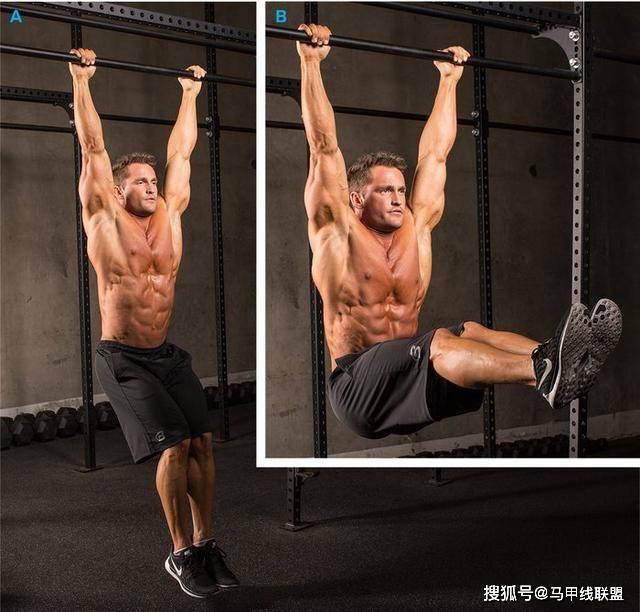 这些动作能做完,说明你的腹肌很强大,小白不要轻易尝试!