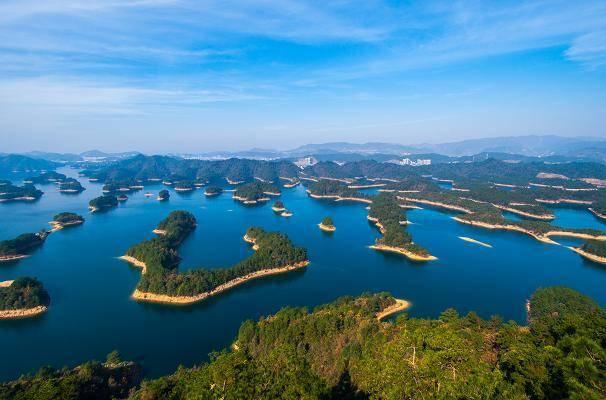 千岛湖的水下古城,建设至今已过千年,沉寂原因令人惋惜!