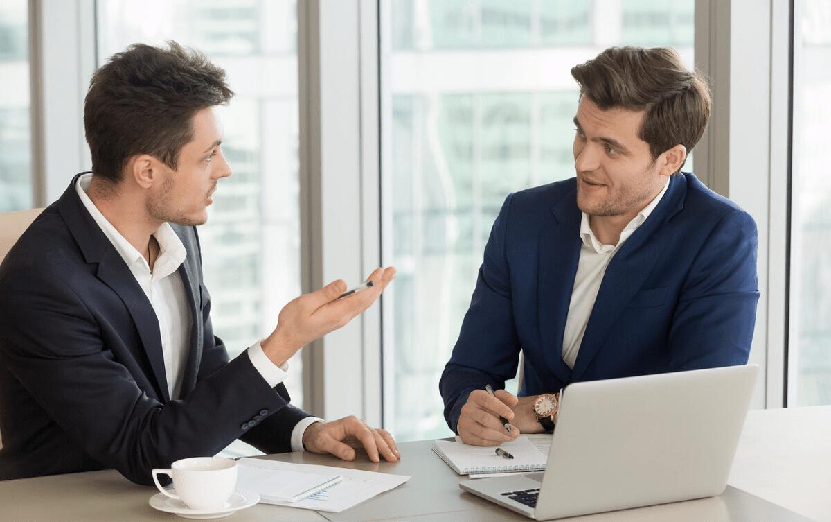 职场领导让你有意见大胆说,别随口就出,4句话烂肚子都别讲
