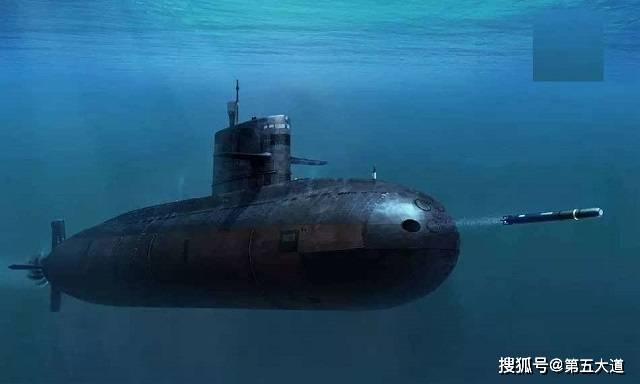 对美反击!一艘核潜艇搭载神秘武器离开军港,美航母立即驶离