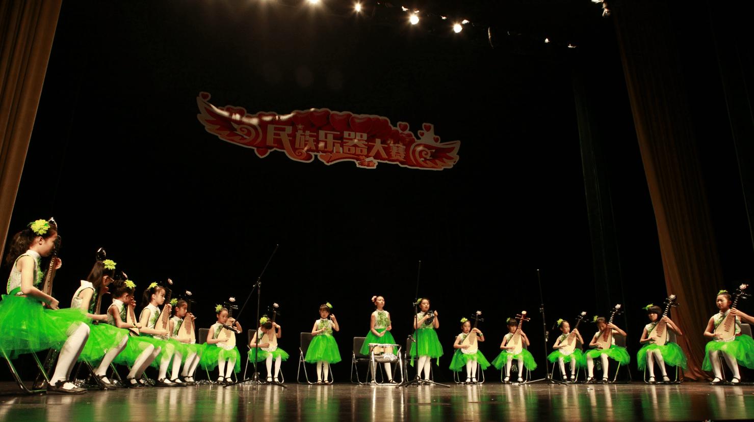四川民乐大赛即将在成都大喜时代剧场举办