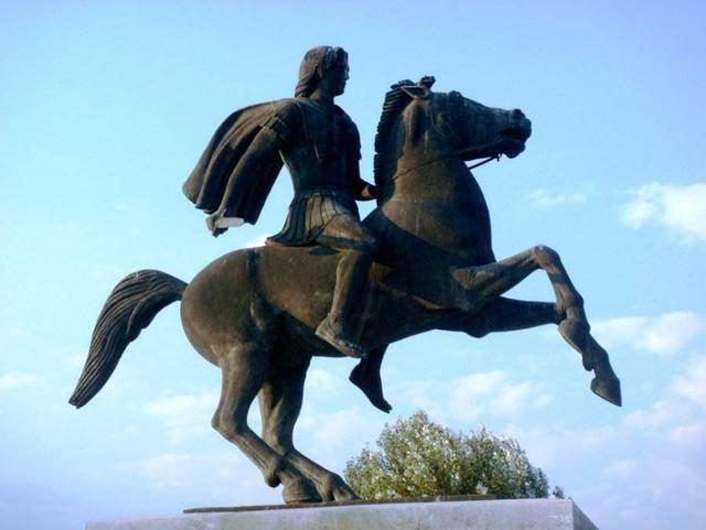 以劣胜优的高加米拉战役,看亚历山大惊艳才绝的军事指挥艺术