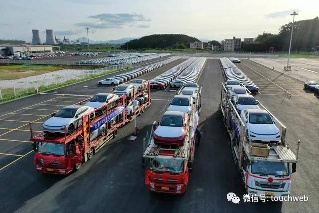 小鹏汽车近期累计融资超9亿美元投资方包括阿里高瓴红杉