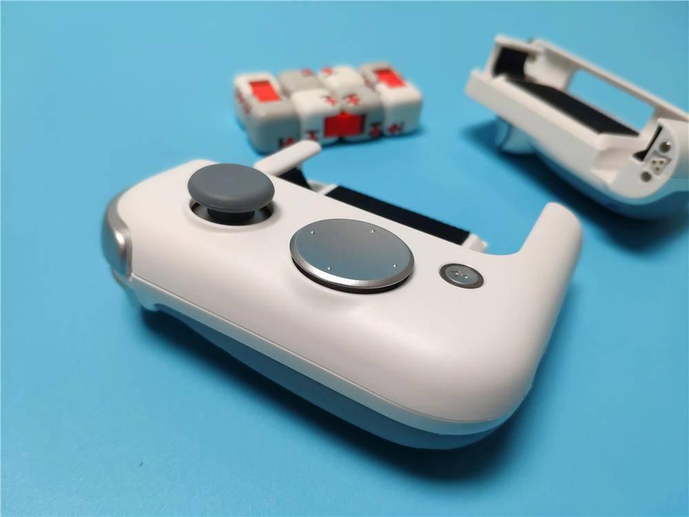 北通G2手机游戏手柄开箱评测 吃鸡自动压枪 王者一键连招插图4