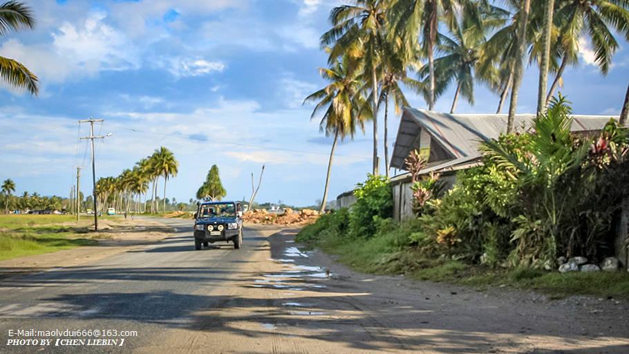巴布亚新几内亚游记-维外克-海边的风情