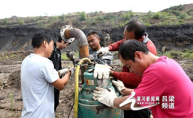 山焦汾西柳湾煤矿扎实做好汛期隐患排查治理工作