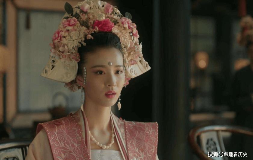 历史中的张贵妃,宋仁宗一生最爱,为了孩子曾自主降级
