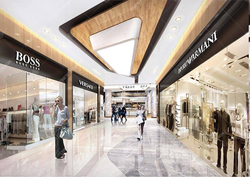 深度解析│一个好的购物中心设计方案_万维设计