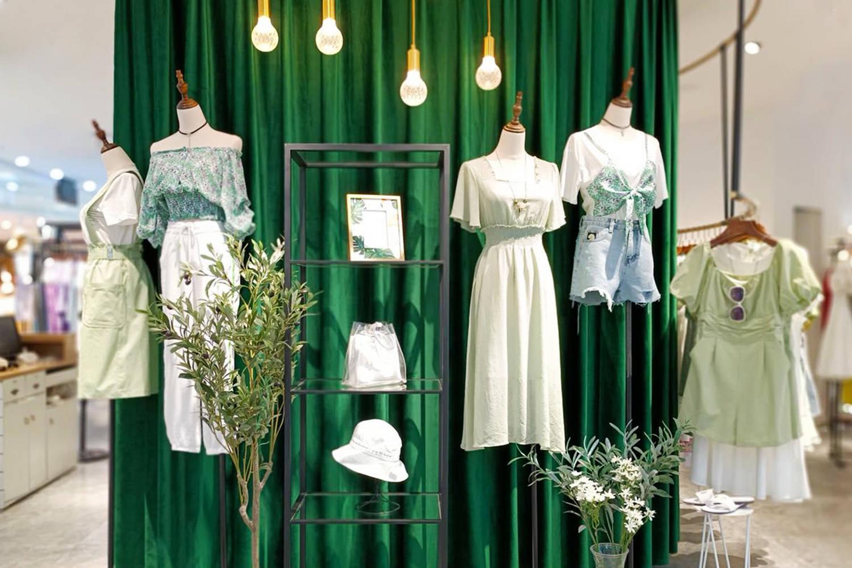 2020中国品牌女装联营加盟店排行榜前十