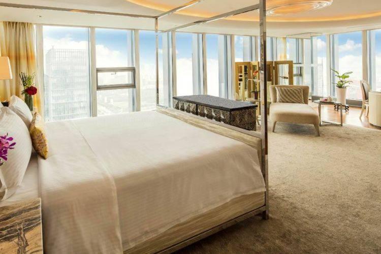 原创酒店总统套房一晚要上万元?有四项隐藏福利,知道的人不多