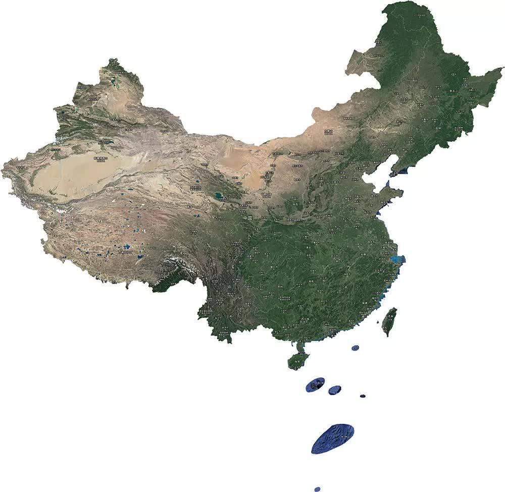 谷歌卫星地图高清村庄地图,2020高清卫星地图,中国地... - 村地图