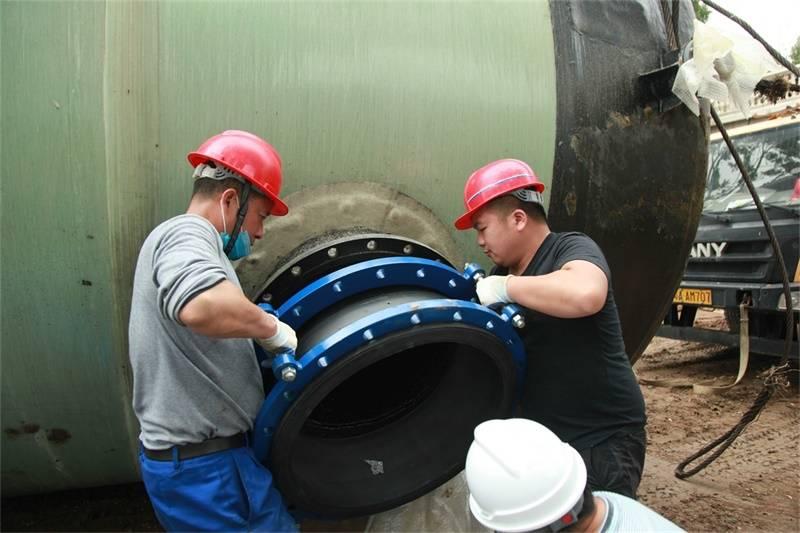 城市生活污水处理厂 城镇生活污水厂排放TDS