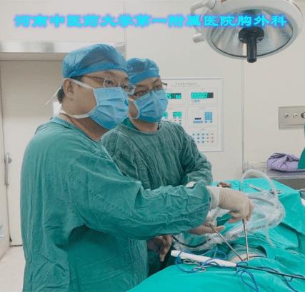 无管化胸腔镜手术是怎么做到的?专家给出这样的答案