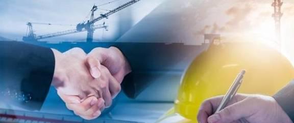 最常见的违约情况是工程款拖欠 从物业公