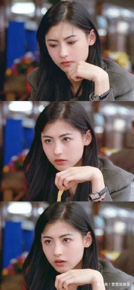 婴儿肥是什么样子的_18岁的王祖贤,18岁的朱茵,18岁的张柏芝,都比不上18岁的她?_女生